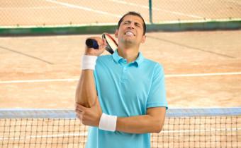 Epicondilite Lateral – Cotovelo de Tenista
